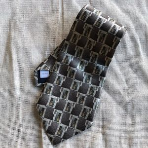 Pierre Cardin Silk Tie Men's